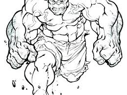Hulk Coloring Page Hulk Coloring Pages To Print Marvel Coloring