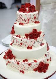 beautiful white and red wedding cakes. Interesting And White Wedding Cake Unique Cakes Flower Black More With Beautiful And Red X