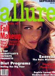 Allure Us September 1992 Stephanie Seymour