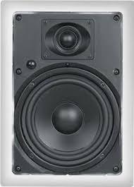 vintage wall speakers. architech 6.5\ vintage wall speakers
