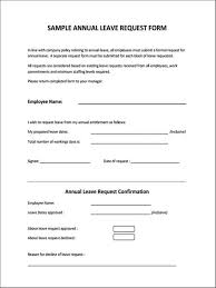 Vacation Request Forms For Employees Awesome Employee Vacation Request Form Template Php Free Stock