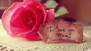 Note I Love You Mom HD wallpaper ...