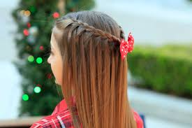 Lace Hair Style upward lace braid and sharethegift nativity feature cute girls 2629 by wearticles.com