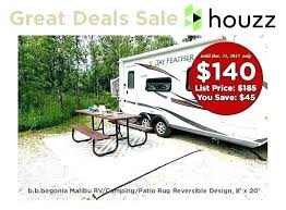 indoor outdoor area rug camping rugs furniture direct read rv s in houston patio picnic mat