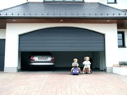 open garage door with broken spring open garage door from outside how to open garage with