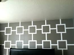 wall paint patterns using tape squares lines wall color ideas wall paint ideas with painters tape wall paint patterns using tape