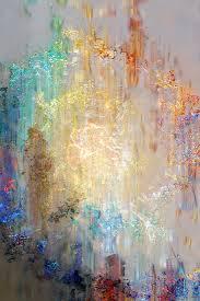 Abstract Energy Art Canvas Art
