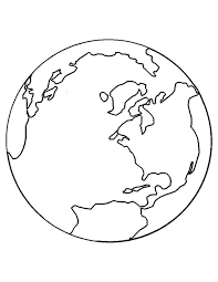 Small Picture Globe Coloring Pages FunyColoring