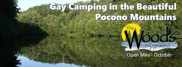 Image result for the woods campground pa