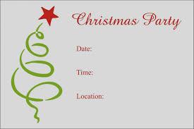 Free Christmas Invitation Templates Unique Of Free Christmas Party Invitation Templates Invitations 8