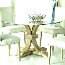 glass round dining tables table room kitchen love in top uk