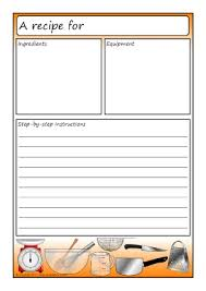 Writing Instructions Template Instructions Writing Resources And Printables Ks1 Sparklebox