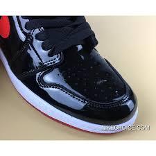 air jordan 1 patent leather banned top deals