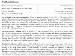 Fresh Usajobs Resume Sample Very Attractive Usa Jobs Free Example