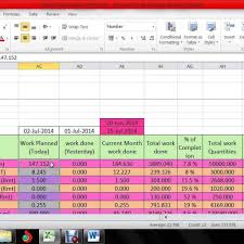Construction Daily Progress Report Template Format Dpr In Project