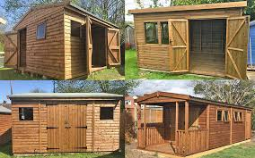 halfway between a shed and summerhouse the shire casita is an attractive multi functional building free uk mainland delivery 10 year anti rot