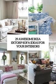 awesome sofa. Unique Sofa 29 Awesome Ikea Ektorp Sofa Ideas For Your Interiors Cover With Awesome Sofa