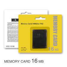 Thẻ Nhớ 8 / 16 / 32 / 64 / 128 / 256mb Megabye Cho Sony Ps2 Playstation 2  Slim