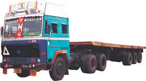 Image result for High bed trailer