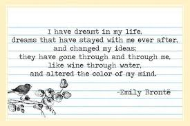 Wuthering Heights Quotes Gorgeous Author Trivia Emily Bronte