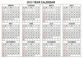 printable year calendar 2013 2013 monthly calendar tirevi fontanacountryinn com