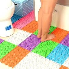 catchy non slip bathroom rugs bath can also be installed city anti