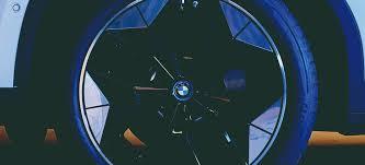 "Novel ""Aerodynamic Wheels"" for the <b>purely</b> electric BMW iX3 ..."