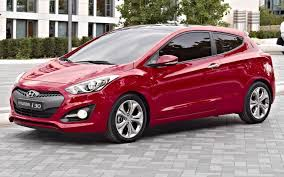 Smaller the Better? Euro-Spec Hyundai Elantra Two-Door Hatch ...
