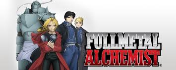 Image result for Full-Metal Alchemist