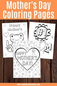 More mothers day activities for kids. Free Printable Mother S Day Coloring Pages For Kids