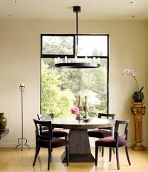 modern round dining room table. Seattle Modern Round Dining 2 Room Contemporary With Orchid Mount Ceiling Lights Table D