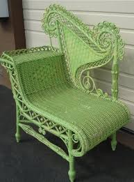 painted wicker furnitureHow to bring life back to damaged wicker furniture  Furniture Wax