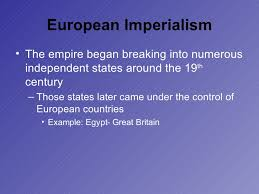 world history imperialism european imperialism