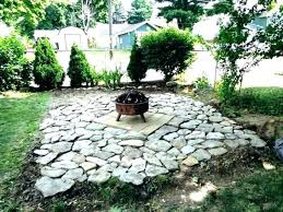 medium size of fire pit ideas gas round stone patio diy backyard cool captivating decorating amazing