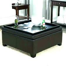 black wood coffee table large black coffee table black leather coffee table ottoman tray coffee table
