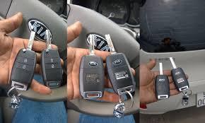 Chìa khóa ô tô Kia – Sửa khóa tại Thanh Hóa