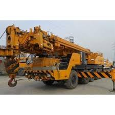 Truck Mounted Heavy Duty Crane Max Height 40 50 Feet