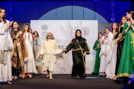 Fashion Design Courses In Abu Dhabi Apparel Group Co Organises Khadi Fashion Show Future Of
