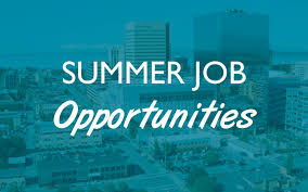 Submit Your Summer Job Opportunities Aedc