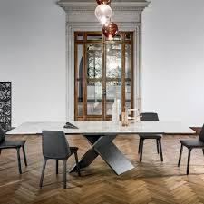 Bonaldo Ax Tisch Mit Marmor Tischplatte Möbel Bär Ag