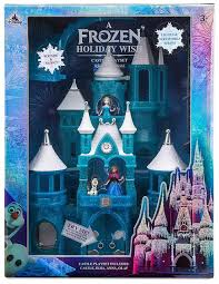 Frozen Holiday Wish Castle Lighting Show Disney Frozen Frozen 2 Holiday Wish Castle Exclusive Playset