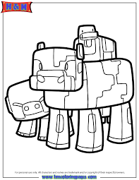 Small Picture Free Printable Minecraft Coloring Pages H M Coloring Pages
