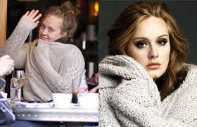 adele without makeup celebrities without makeup adele