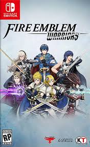 Image result for fire emblem warriors