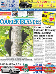 Friday June 7, 2013 by Campbell River Courier-Islander - issuu