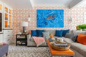 40 Gorgeous Living Room Color Schemes For Every Taste Impressive Blue Color Living Room