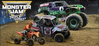 Monster Jam Bridgestone Arena