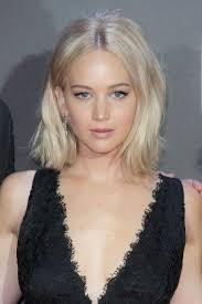 Jennifer Lawrence New Hair Style black textured choppy bob hairstyle tips 7896 by stevesalt.us