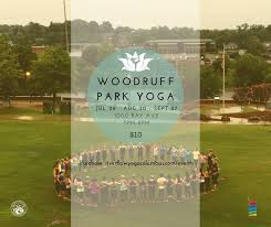woodruff park yoga