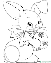 If you liked these printable pdf bunny coloring pages freebies, don't forget to share with your. Easter Bunny Coloring Pages